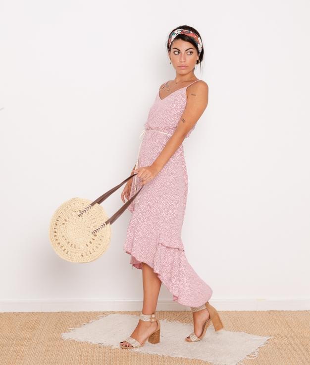 Vestido Violet - Rosa