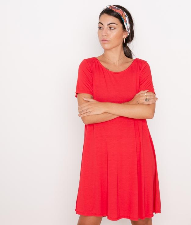 Vestido Bay - Rojo