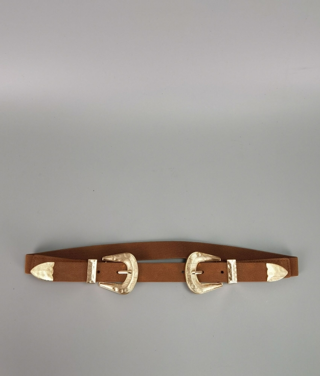 Belt Alpha - brown