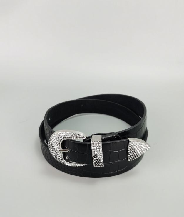 Cinturón Laura - negro
