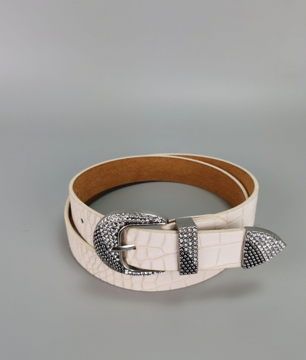 Cinturón Laura - beige