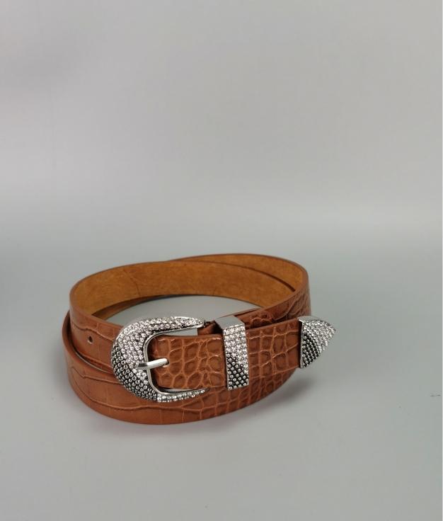 Cinturón Laura - marron