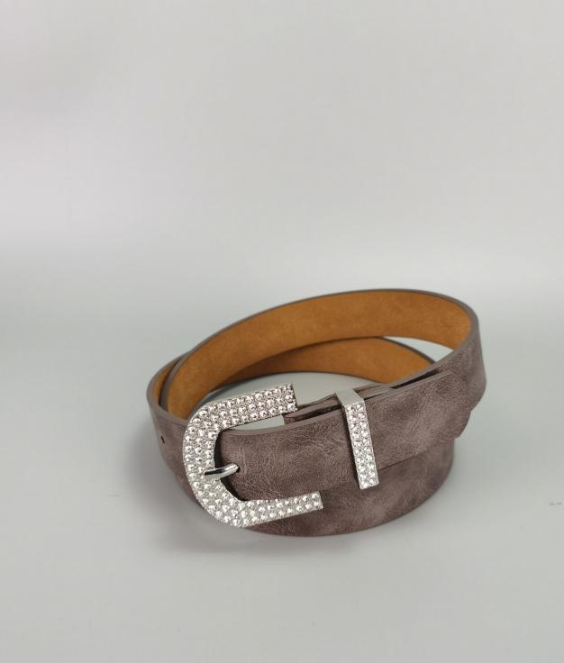 Cinturón Lucia - gris