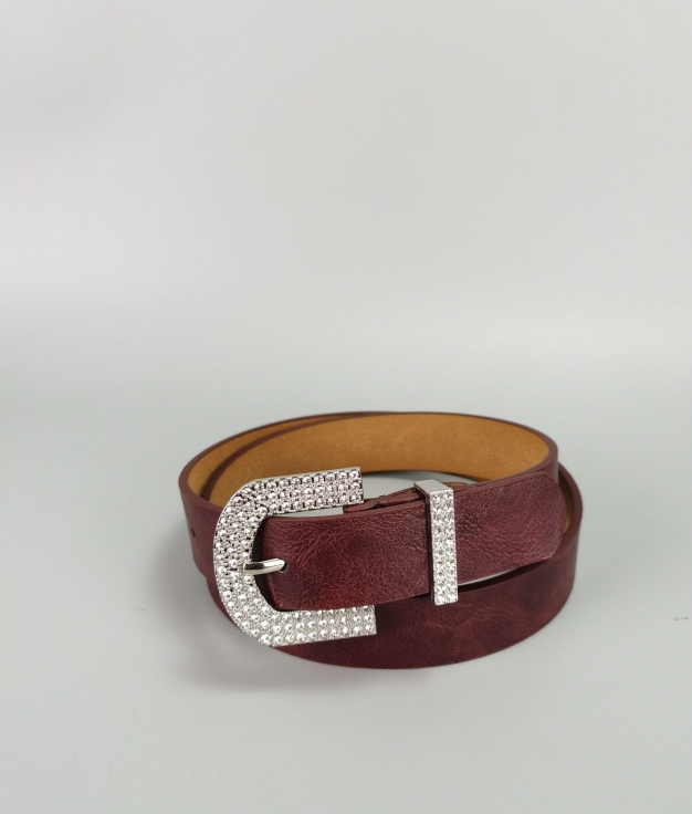 Cintura Laura - granato