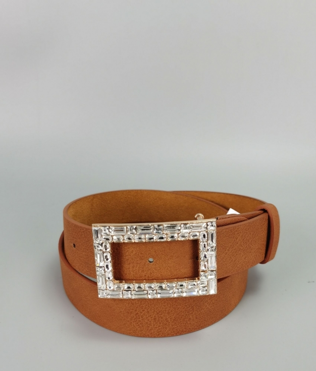 Belt Sara - brown