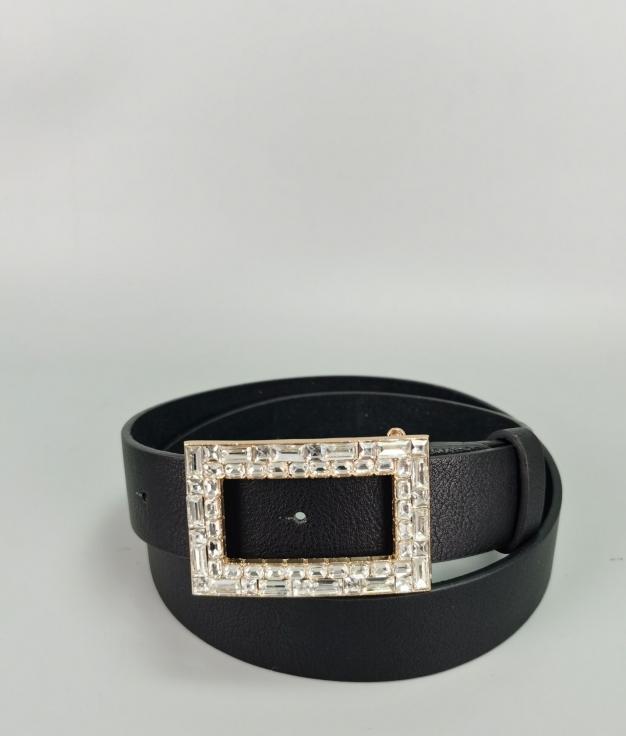 Cinturón Sara - negro