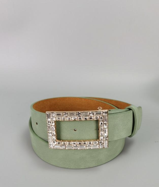 Cinturón Sara - verde