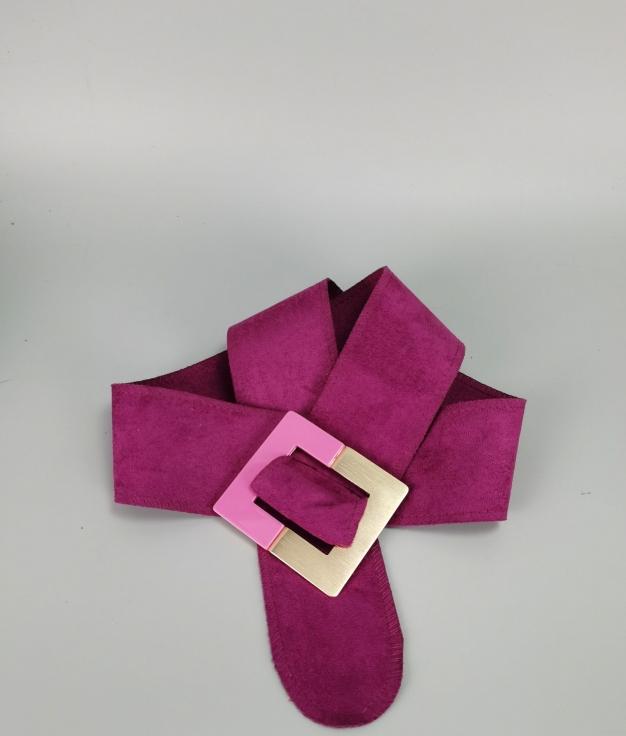 Cinturón Marphil - Lila