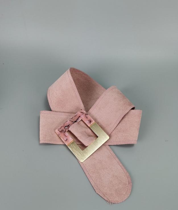Cinturón Marphil - rosa