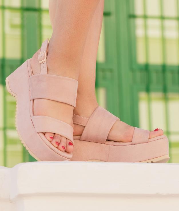 Sandalo Naser - Rosa