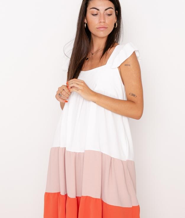Vestido Tula - Blanco