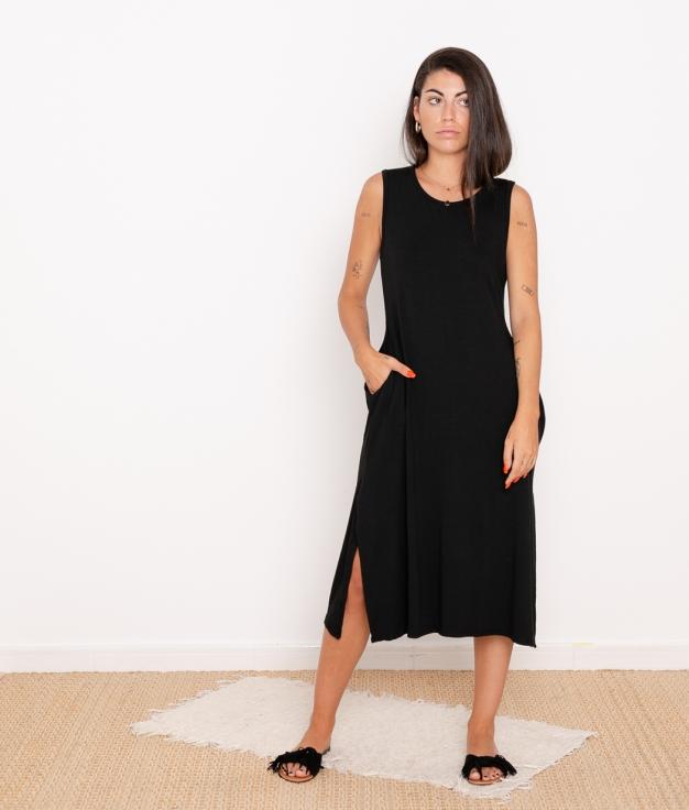 Vestido Ela - Negro