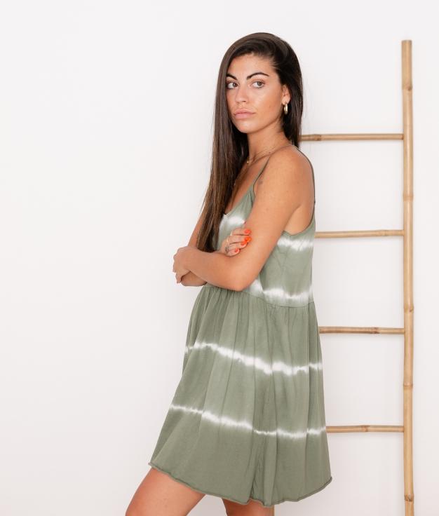 Vestido Tipin - Kaki