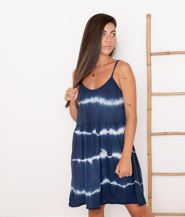 Vestido Tipin - Azul Marino