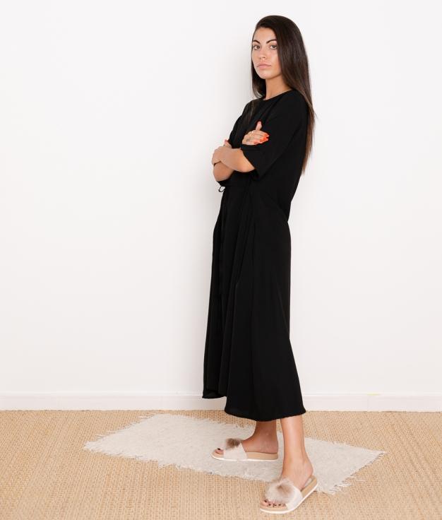 Vestido Kalai - Negro