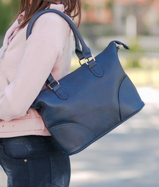Bolsa Sheila - Azul