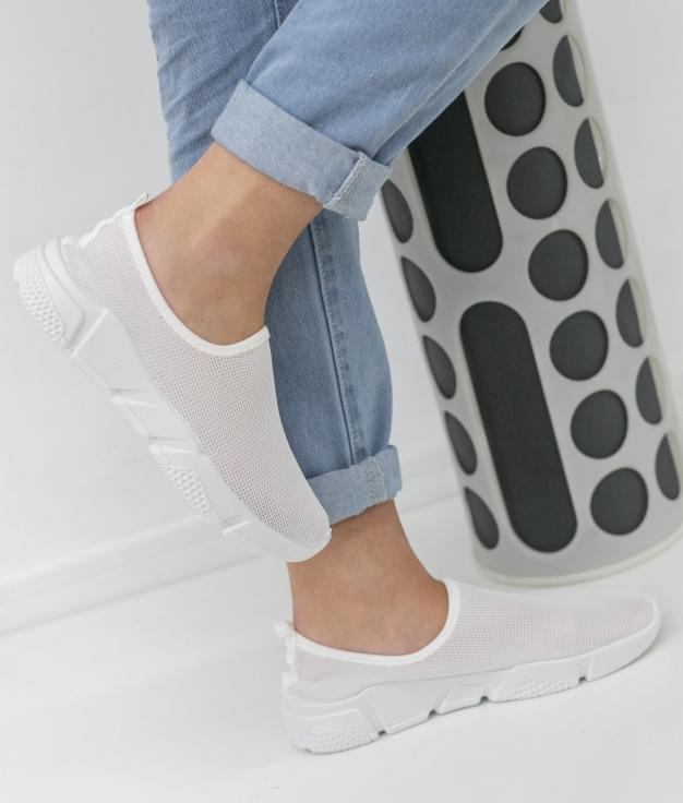 Sneakers Tando - Bianco