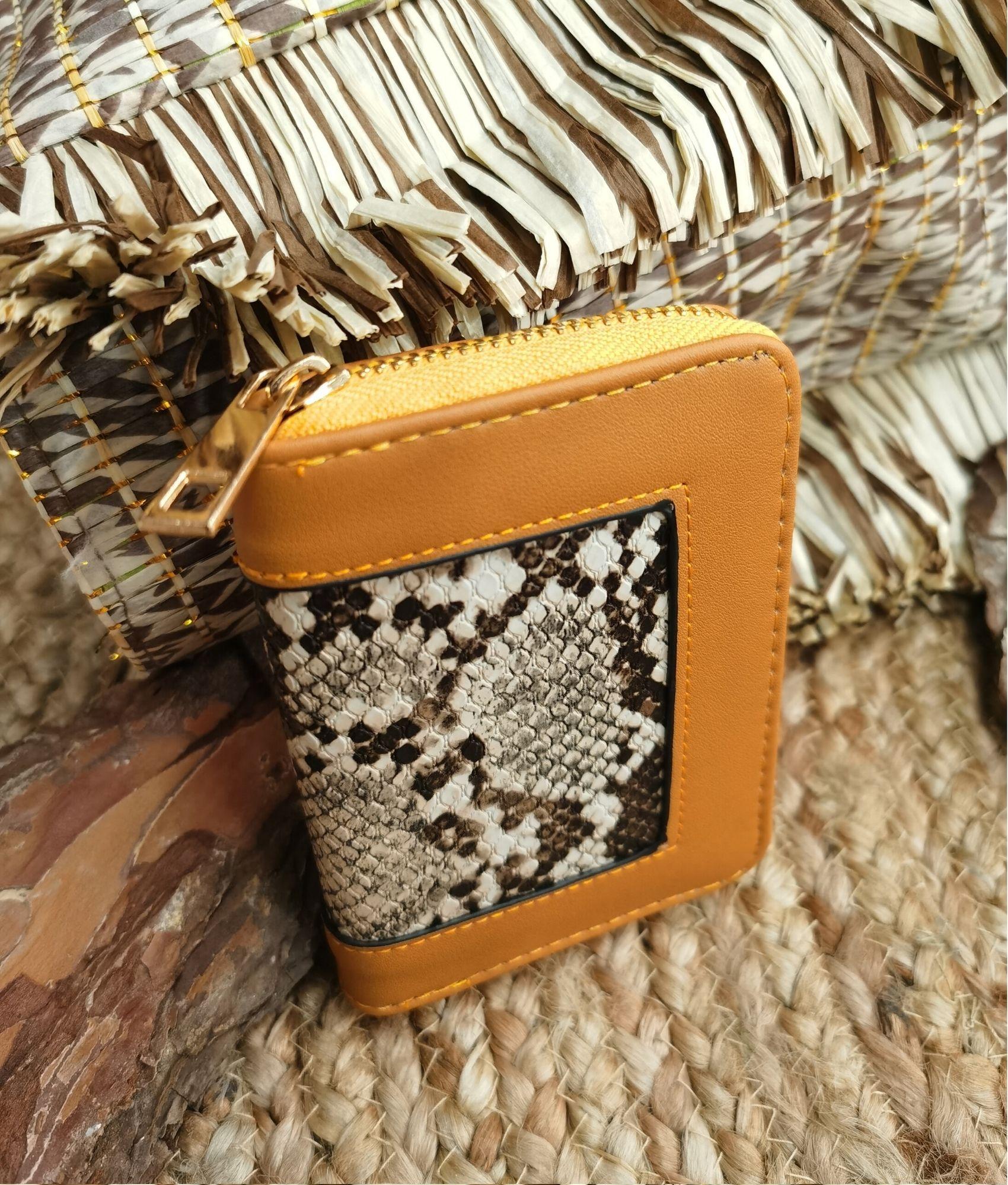 Irene wallet - black