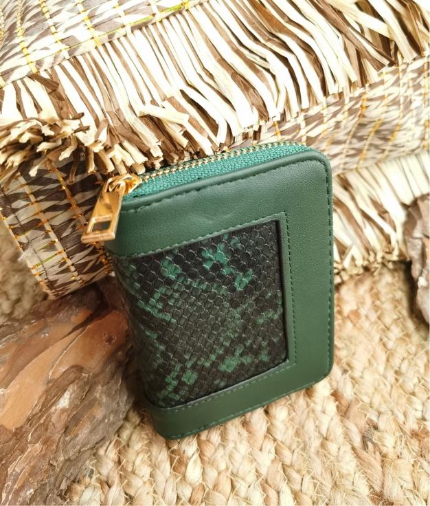 Portafoglio Irene - verde