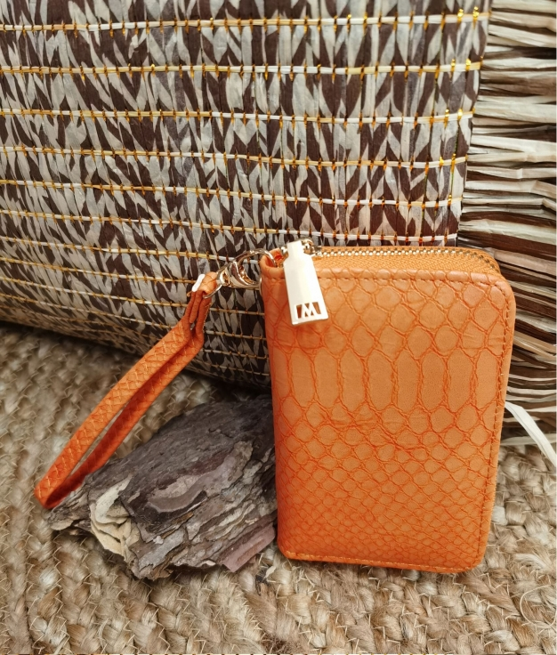 Ilary wallet - camel