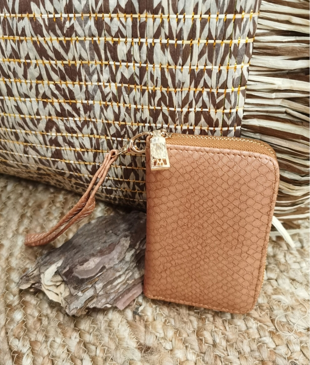 Ilary wallet - brown