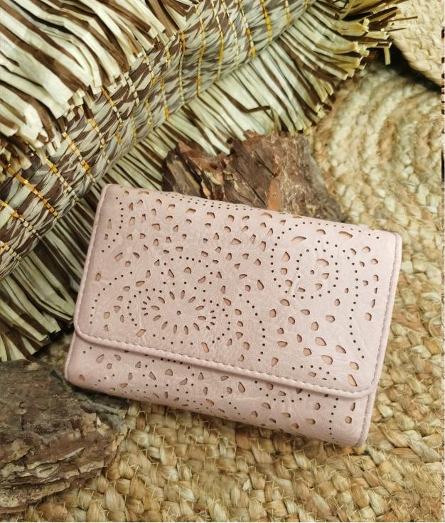 Lala wallet - pink
