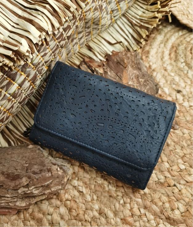 Lala wallet - blue