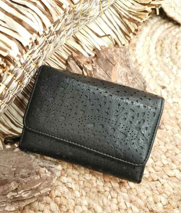 Lala wallet - black