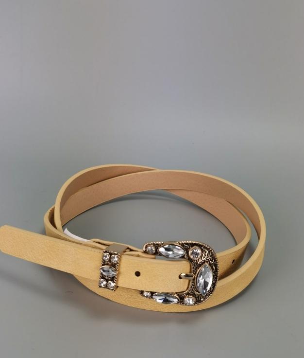 Cinturón Aladin - Amarillo