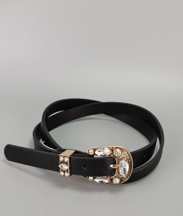 Cinturón Aladin - negro