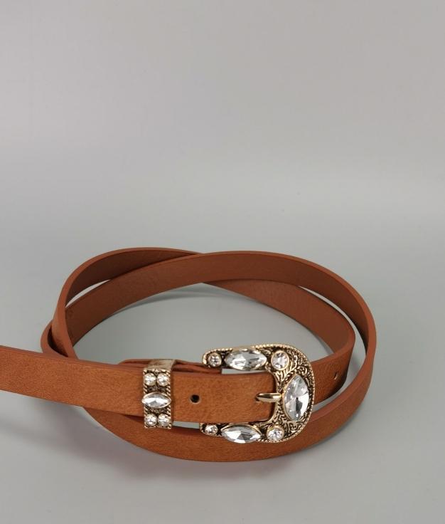 Cinturón Aladin - marron