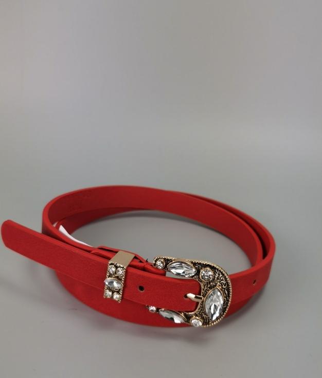 Cinturón Aladin - rojo