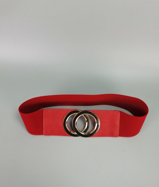 Belt Martina - red