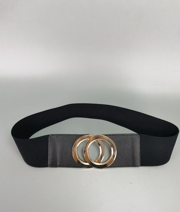 Cinturón Martina - negro