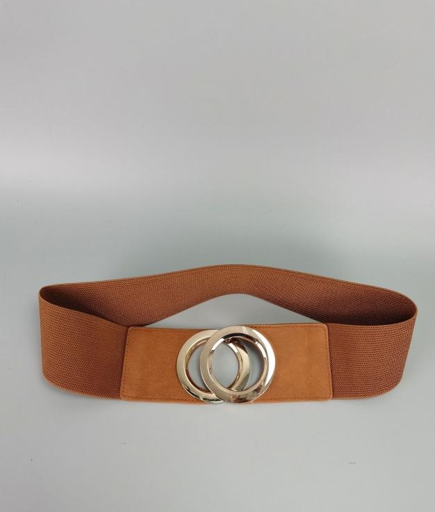 Cinturón Martina - marron