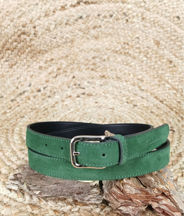 Belt Emanuela - green