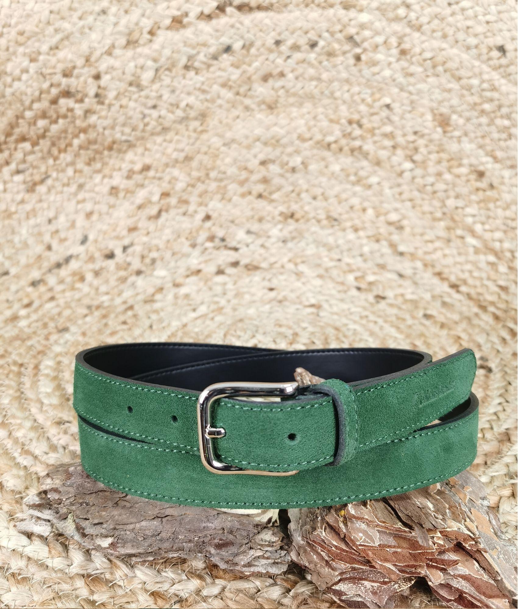 Belt Emanuela - green