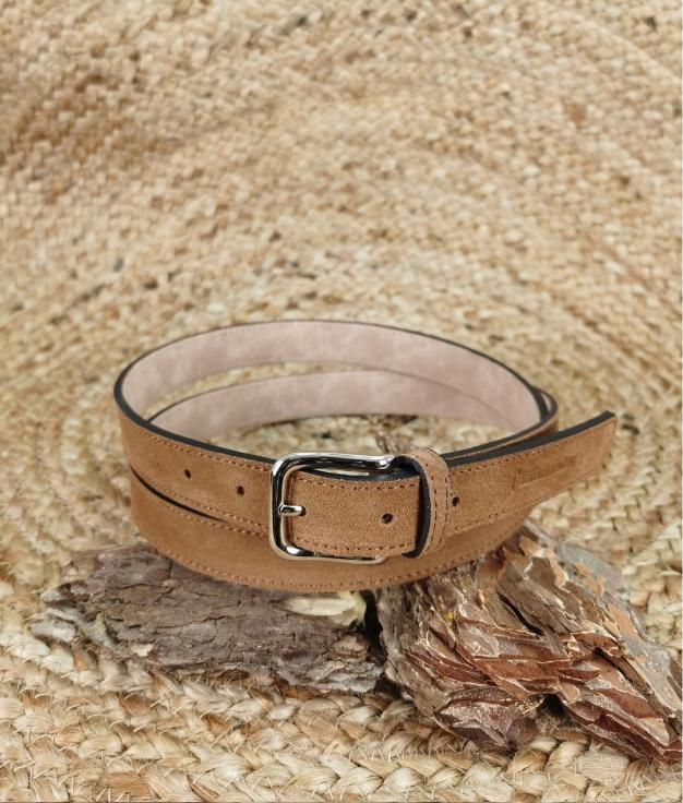 Cinturón Emanuela - marrón