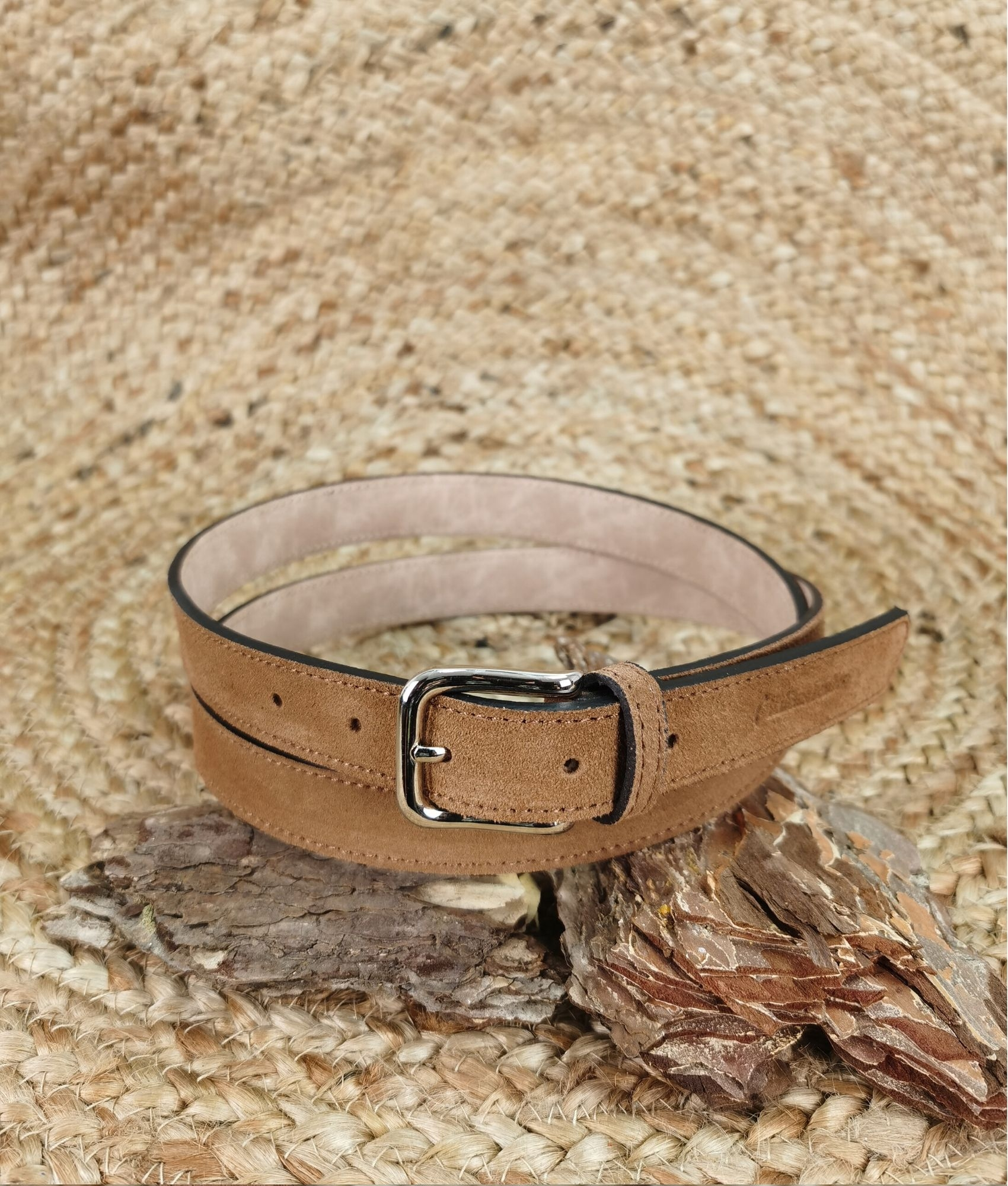 Belt Emanuela - brown