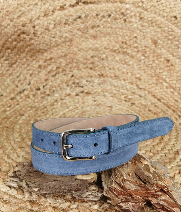 Belt Emanuela - cowboy blue