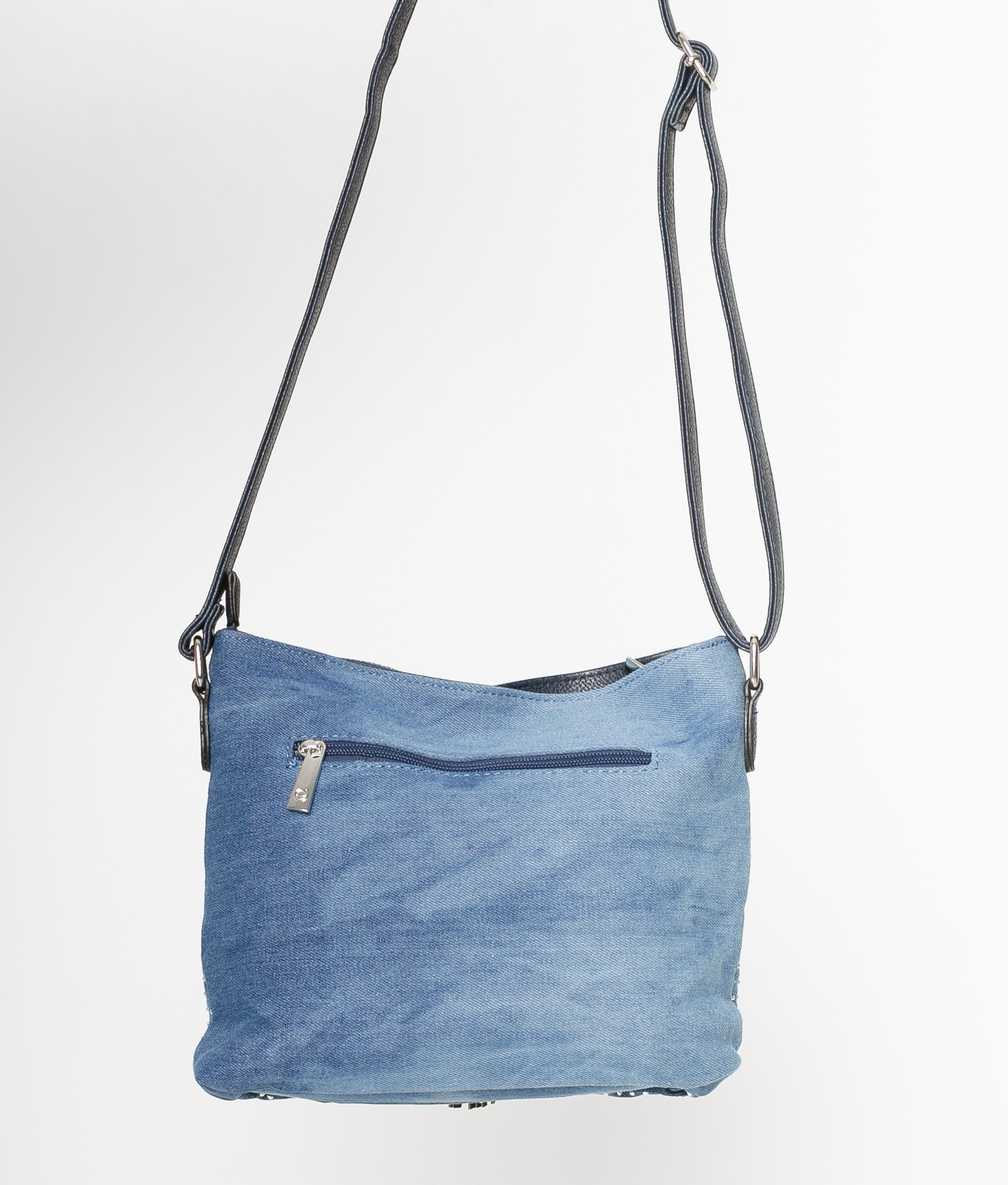 Bandolera Harvey - Denim claro