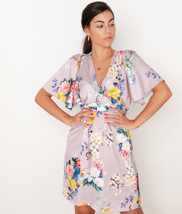 Vestido Telmar - Lila