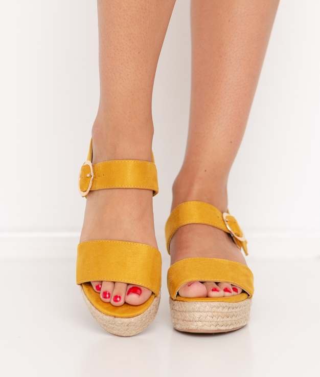 Cuña Ariadna - Amarelo
