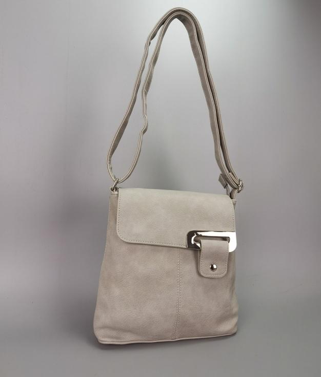 Deda shoulder bag - beige