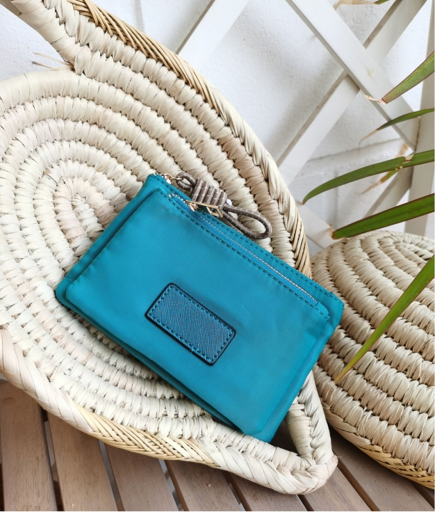 Coin purse Turu - blue