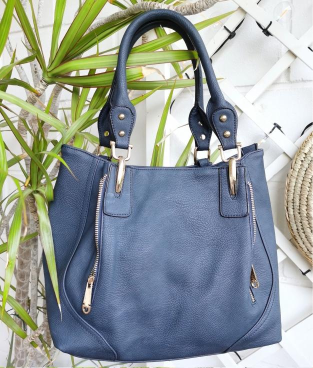 Bilibili bag - navy blue