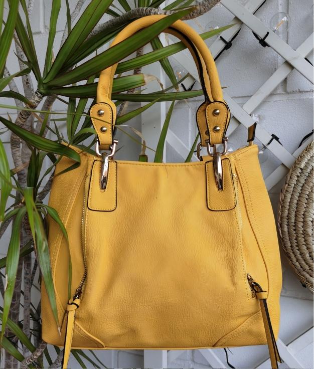 Bilibili bag - yellow