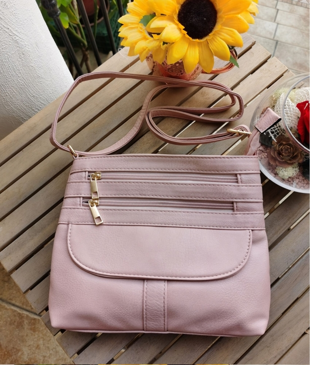 Kiky shoulder bag - pink