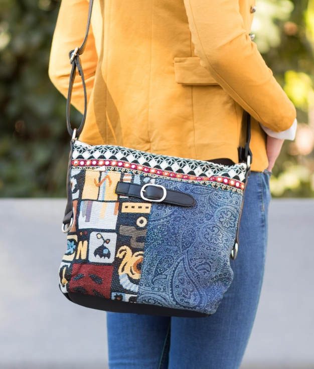 Shoulder Bag Riena - Black