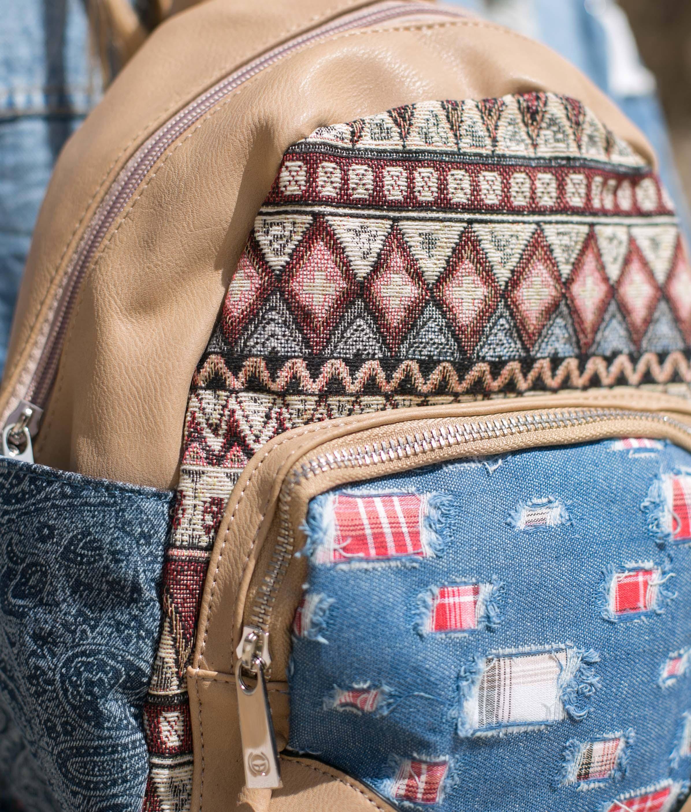 Backpack Irole - Black